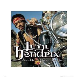 Jimi Hendrix, South Saturn Delta