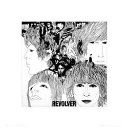 Klaus Voorman, The Beatles, Revolver. John Lennon, Paul McCartney, Ringo Starr, & George Harrison