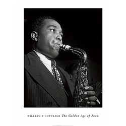 William Gottlieb, Charlie Parker, Golden Age of Jazz