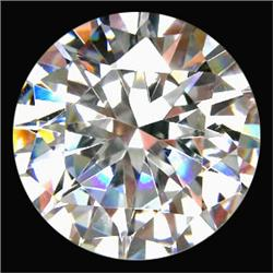 7.5ct Brilliant Lab Diamond 10mm FLAWLESS (GEM-14813)