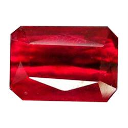 2.48ct AAA Scissor Top Blood Red Ruby (GEM-15655)