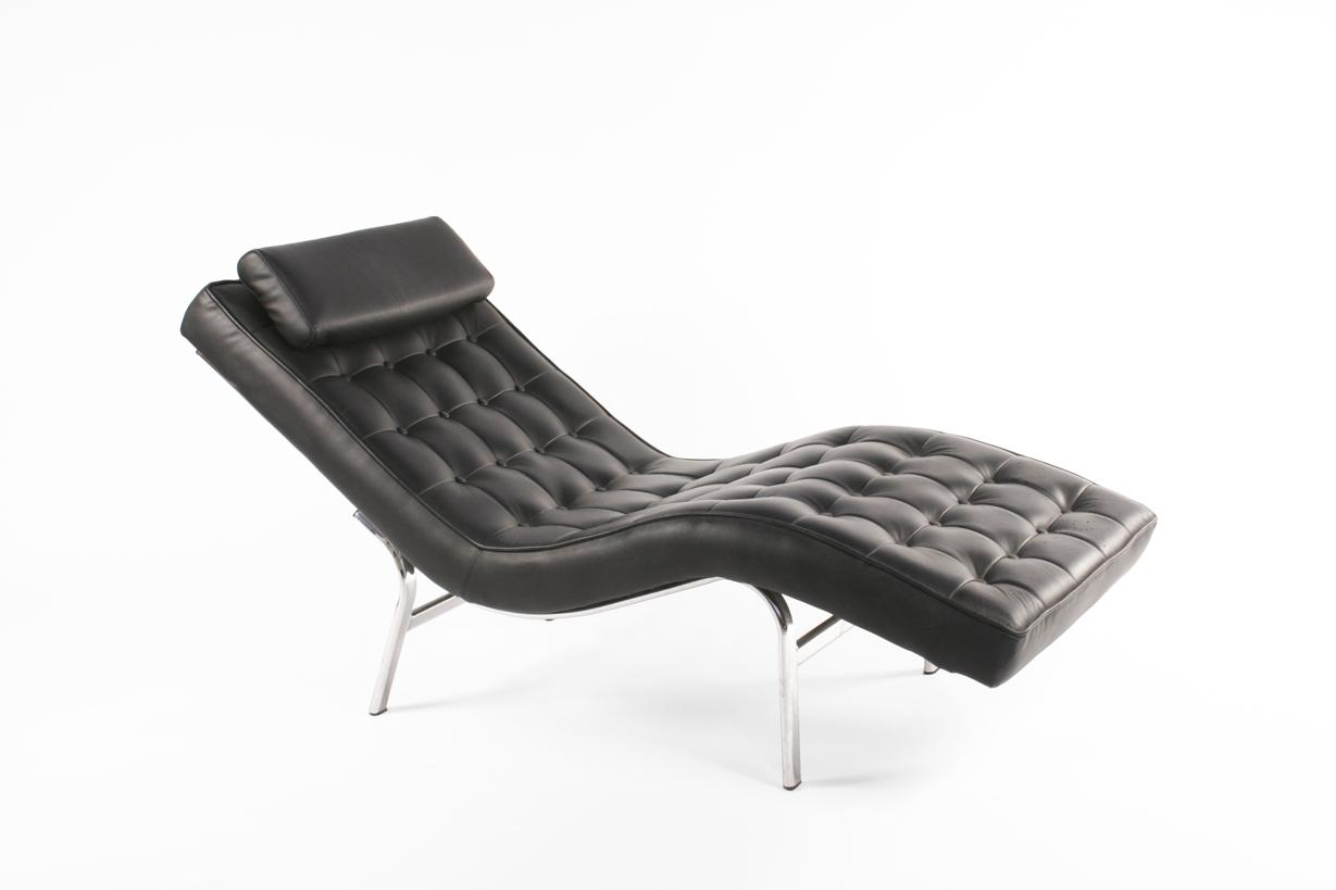 Modern Chaise Lounge. Modern Chaise Lounges. Image For Mid Century ...