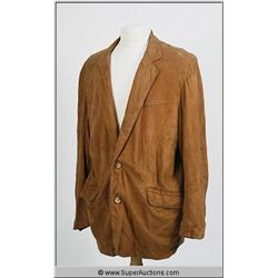 Suede Coat {David Carradine}