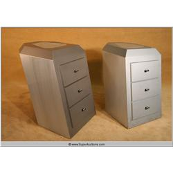 """Austin Powers"" Hero Dr. Evil {Mike Myers} Office Filing Cabinet Set"