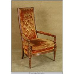 Quot Next Quot 2007 With Quot Nicolas Cage Quot 1960 S High Back Tufted