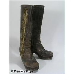 Rise Sadie (Lucy Liu) Boots Movie Props