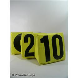 The Blind Side Football Line Markers Movie Props