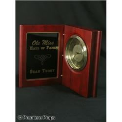 The Blind Side Sean Tuohy (Tim McGraw) Award Movie Props