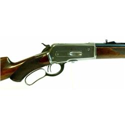 Winchester 1886 33 WCF SN 126112 deluxe