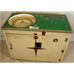 coin game operated vintage