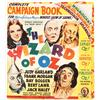 The Wizard of Oz, original press book complete with herald