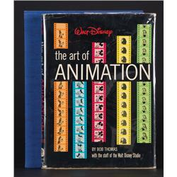 "The Art of Animation, signed by Walt Disney and eight of Disney's ""Nine Old Men"""