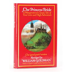 The Princess Bride, presentation copy inscribed by William Goldman