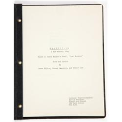 Shangri-La: A New Musical Play, script with 200+ of James Hilton's handwritten annotations