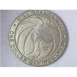 MGM Grand One Dollar Casino Token