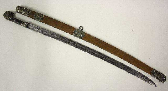 German and French Swords and Helmets from Esford. Australia
