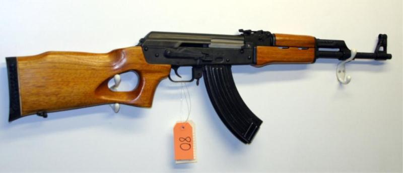 Norinco MAK-90 Sporter semi-auto rifle