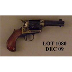 Cimarron Arms Uberti http://www.icollector.com/Cimarron-Arms-by-Uberti-Single-Action-Revolver-38-Spec-J09032-3-bbl-Case-hardened-frame-blue_i8754644