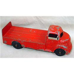 VINTAGE LONDON TOY BEVERAGE TRUCK