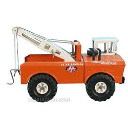 Metal Mighty Tonka Tow Truck c1962,