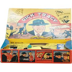 Lot Of 4 Dick Tracy Items: