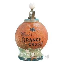 Ward's Syrup Dispenser, Orange Crush