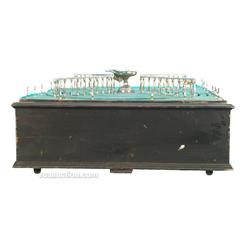Antique Horse Race Gambling Game,