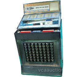 Seeburg Select-O-Matic Jukebox Model AQ100 SH-2