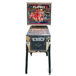 Bally Playboy Pinball Machine,