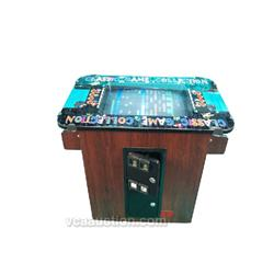 25 Cent 2 Player Floor Model Arcade Game,