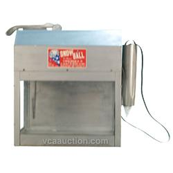 "Electric Countertop ""Snowball"" Ice Shaver,"