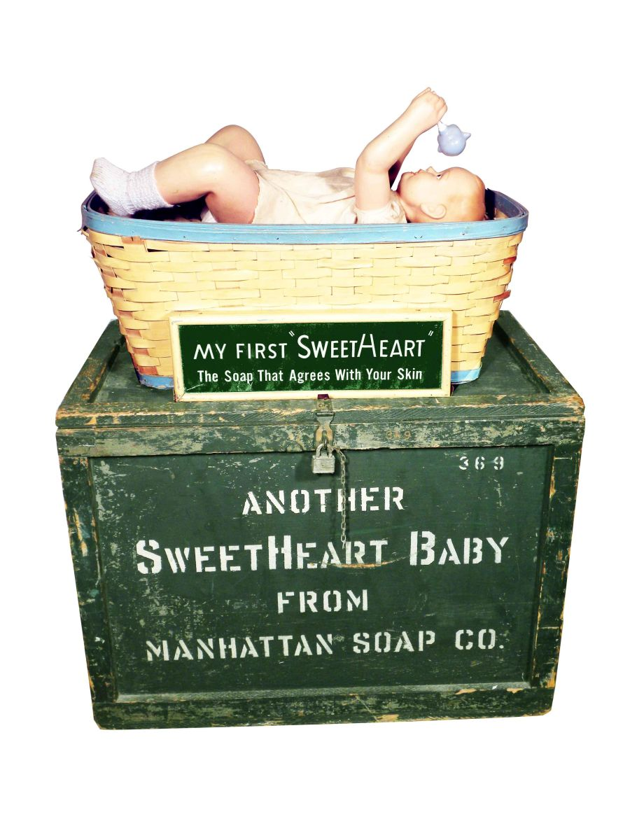 Image 1 : Sweetheart Baby from the Manhattan Soap Company