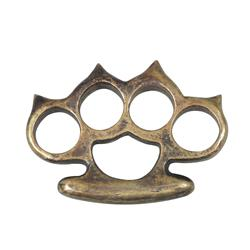 Brass Knuckle Duster