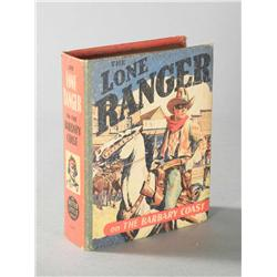 "Better Little Book featuring ""The Lone Ranger"""