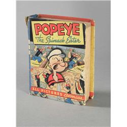 "Better Little Book featuring ""Popeye """