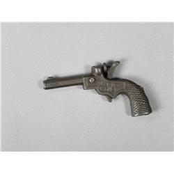 Big Chief Cap Gun, cast iron
