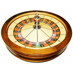 Table Top Roulette Wheel