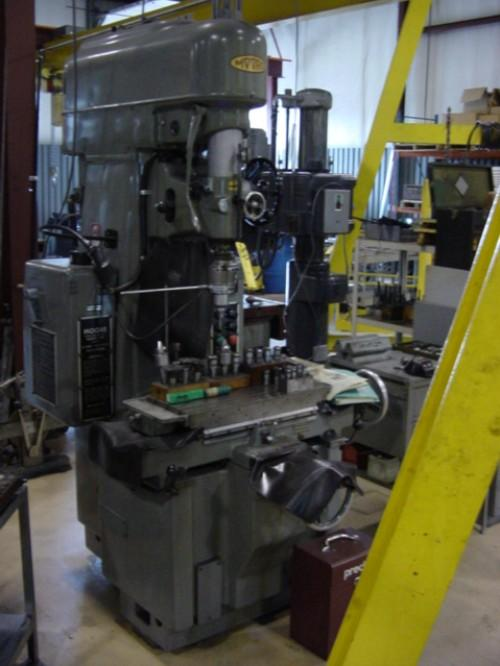 Moore Jig Bore Wtooling Cabinet