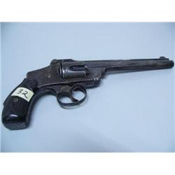 Smith and Wesson 38 Revolver 1885  (52)