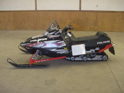 2005 Polaris Supersport 550 Fan