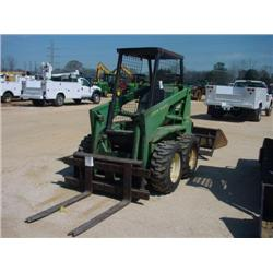 JOHN DEERE 125 SKID STEER LOADER