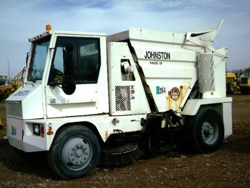 1995 Johnston V4000sp Mobile Sweeper
