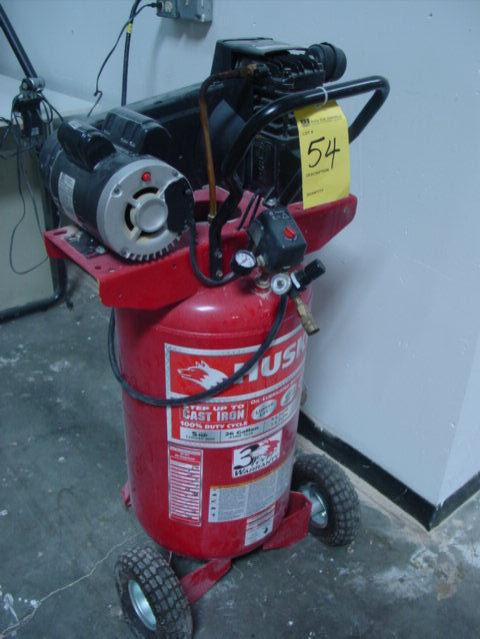 Husky 5 Hp Air Compressor 26 Gal