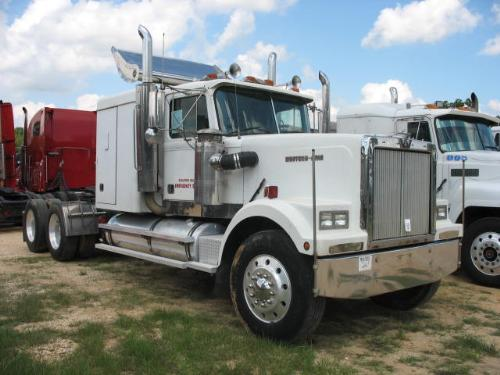 Image 1 1988 WESTERN STAR T A TRUCK TRACTOR