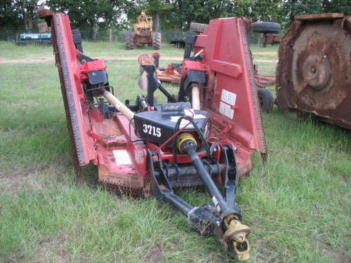 Bush Hog 3715 15 Mechanical Batwing Mower J M Wood