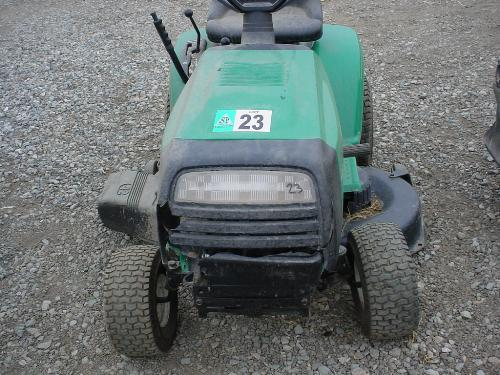 weed eater lawn tractor. image 1 : weed eater 954907 ride on lawn mower, s/n 121500b001065: weed eater lawn tractor l
