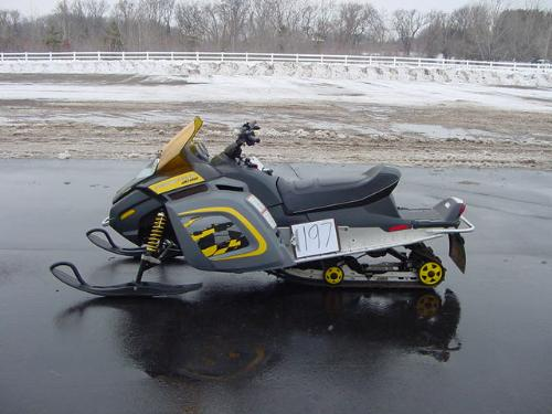 2006 Ski Doo Freestyle 300