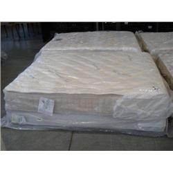 Serta queen slumber form mattress box spring able auctions for High mattress box spring