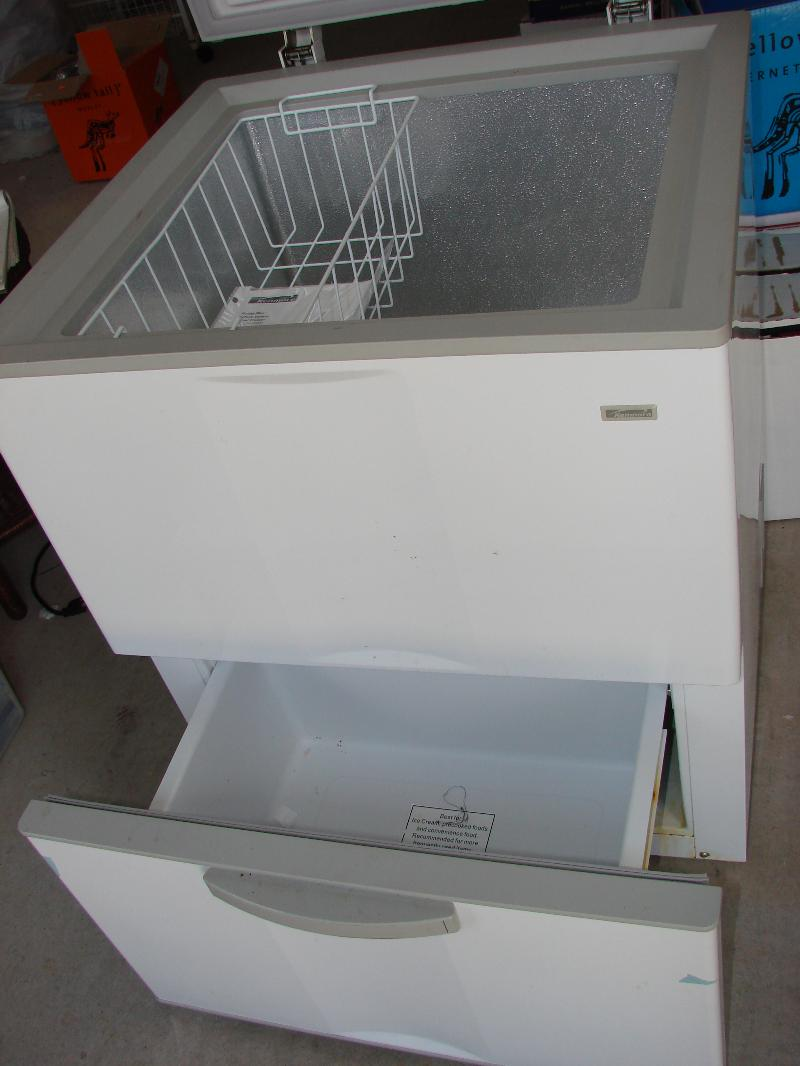 Image Result For Kenmore Chest Freezer With Drawer