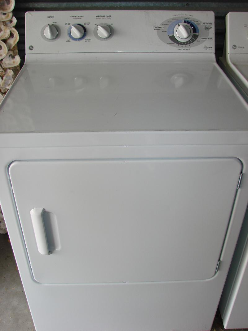 Ge eterna series electric dryer image 1 ge eterna series electric dryer publicscrutiny Gallery